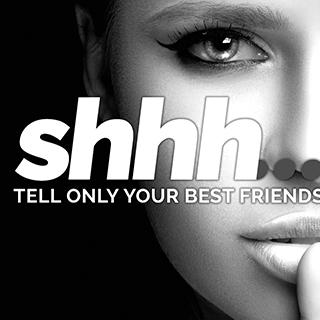 Shhh evenement